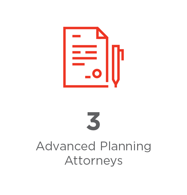 3 advanced planning attorneys