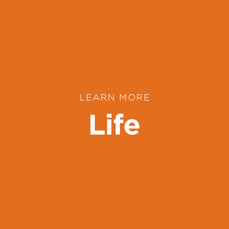 Learn More - Life