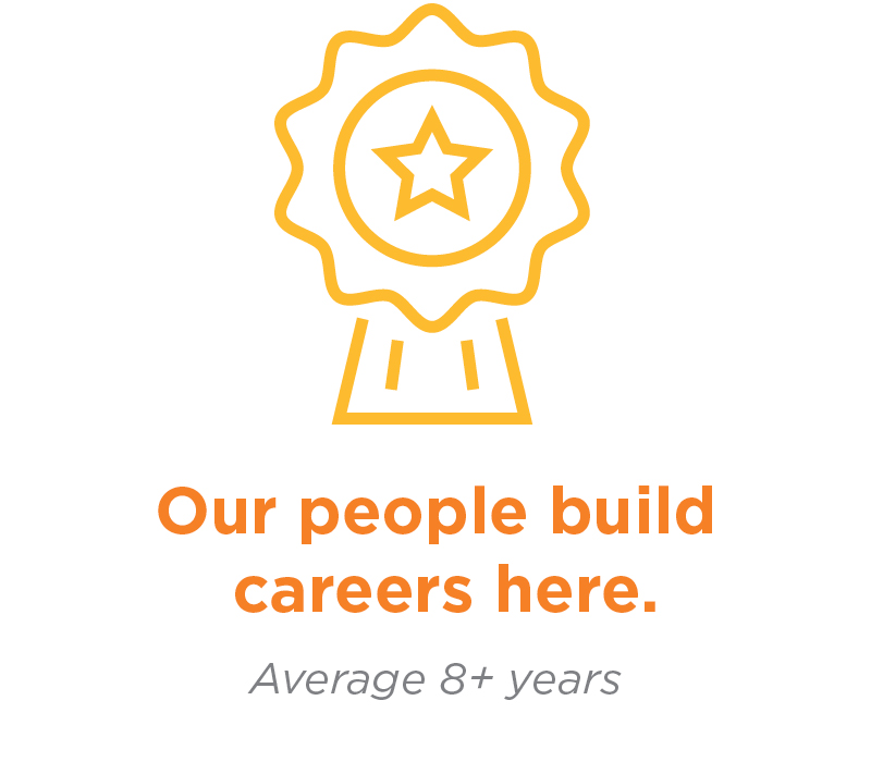 our people build careers here