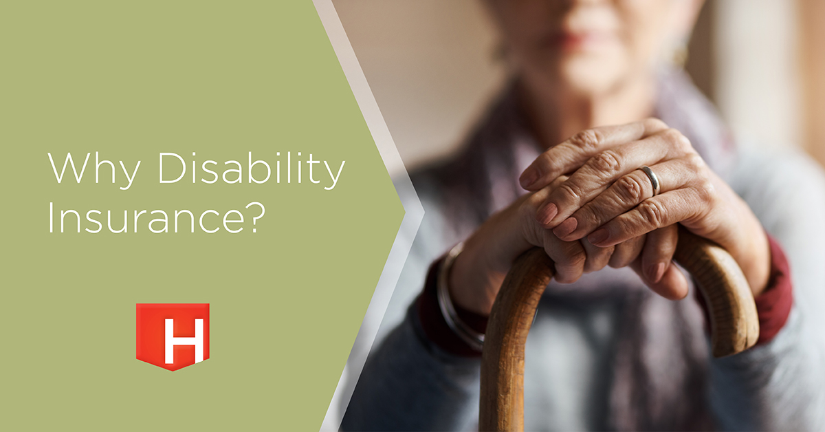 Why Disability Insurance?