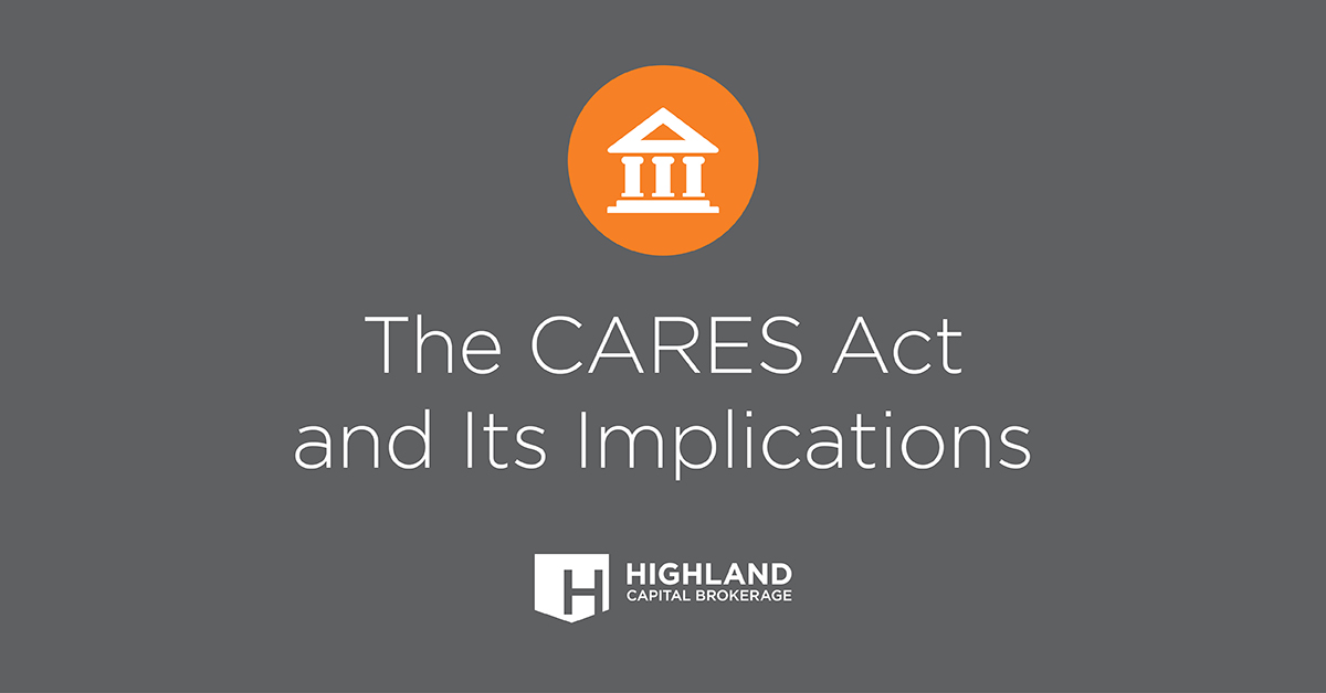 The CARES Act and Its Implications